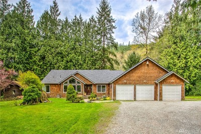 Sedro Woolley Single Family Home For Sale: 25248 Old Day Creek Rd