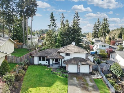 Puyallup Single Family Home For Sale: 3010 30th Ave SE