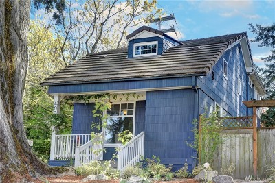 Seattle Single Family Home For Sale: 4002 19th Ave SW