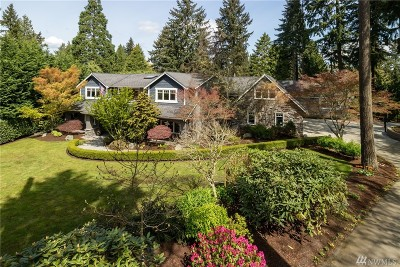 Kirkland Single Family Home For Sale: 9618 Observation Dr