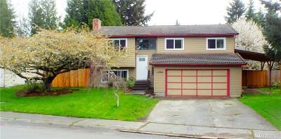 Everett Single Family Home For Sale: 12921 47th Ave SE