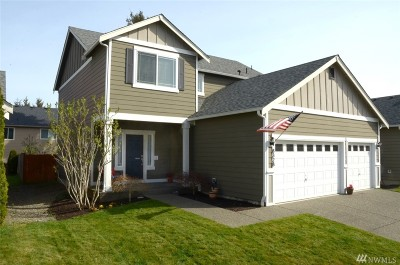 Lacey Single Family Home For Sale: 8328 54th Ct SE