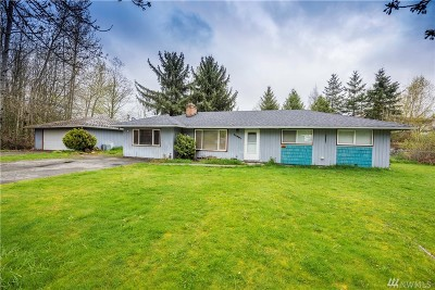 Tacoma Single Family Home For Sale: 11001 26th Ave E