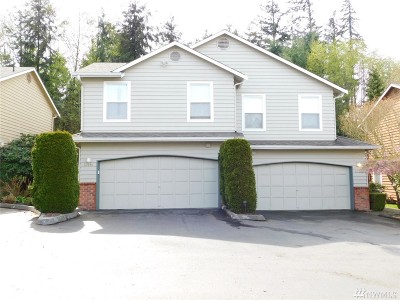 Everett Single Family Home For Sale: 5720 14th Dr W #A