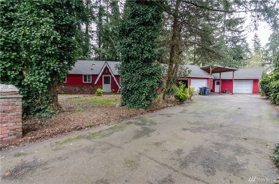 Puyallup Single Family Home For Sale: 5420 79th St E
