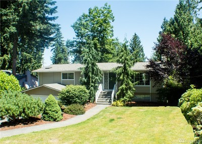 Bothell Single Family Home For Sale: 20229 45th Dr SE