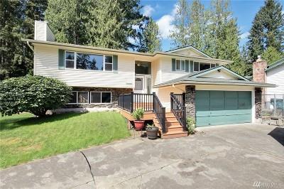 Everett Single Family Home For Sale: 13822 Meridian Dr SE