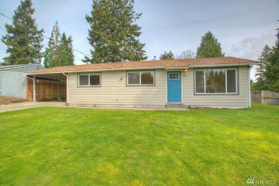 Federal Way Single Family Home For Sale: 620 SW 305th St