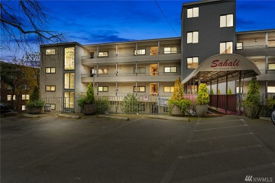 Seattle Condo/Townhouse For Sale: 400 Melrose Ave E #103