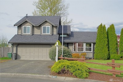 Enumclaw Single Family Home For Sale: 317 Jewell St