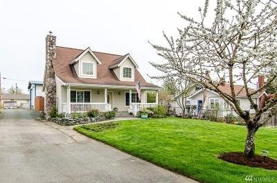 Anacortes Single Family Home Sold: 1508 13th St
