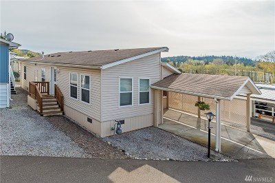 Bellingham Mobile Home For Sale: 1200 Lincoln St #134