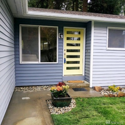 Burien Single Family Home For Sale: 13017 9th Place SW
