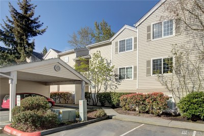 Bellevue Condo/Townhouse For Sale: 1674 118th Ave SE #C-308