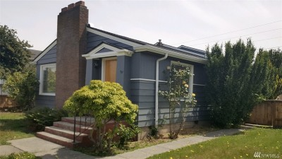 Anacortes, La Conner Single Family Home For Sale: 819 33rd St