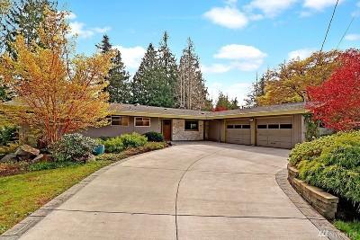 Edmonds Single Family Home For Sale: 10702 Nottingham Rd