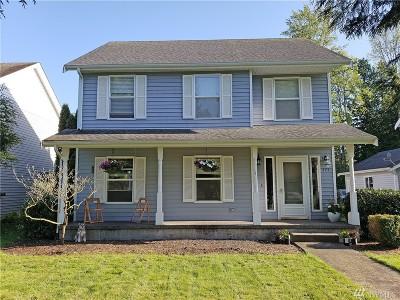 Blaine Single Family Home Sold: 575 C St
