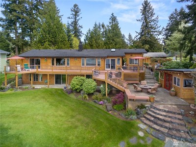 Thurston County Single Family Home For Sale: 2525 Mayes Rd SE