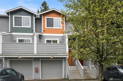 Shoreline Condo/Townhouse For Sale: 14532 12th Ave NE