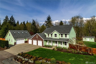 Marysville Single Family Home For Sale: 11323 4th Ave NE