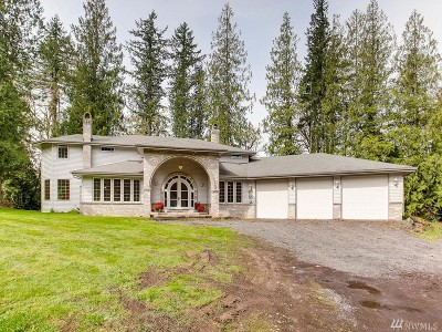 Enumclaw Single Family Home For Sale: 29212 SE 371st St