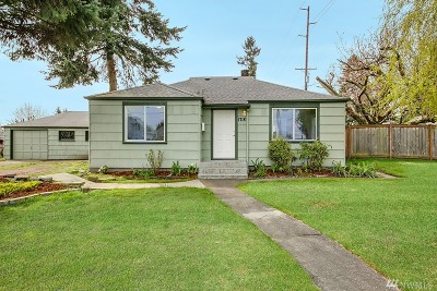 Tacoma Single Family Home For Sale: 1718 S 35th St