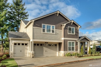 Bothell Single Family Home For Sale: 3515 214th Place SE #3