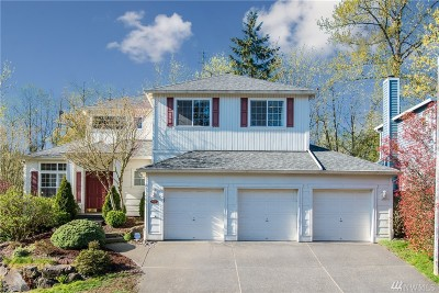 Kenmore Single Family Home For Sale: 9035 NE 160th Place