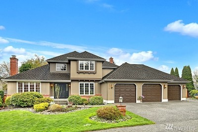 Woodinville Single Family Home For Sale: 20218 131st Place NE