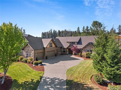 Thurston County Single Family Home For Sale: 1735 McAllister Ct SE