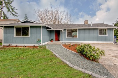 Anacortes, La Conner Single Family Home For Sale: 1104 38th St