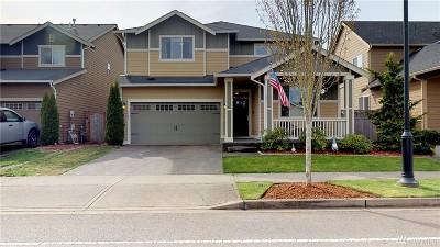 Thurston County Single Family Home For Sale: 7301 Radius Lp SE