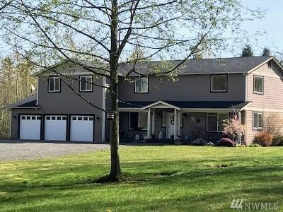 Whatcom County Single Family Home For Sale: 3876 Aldergrove