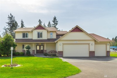 Spanaway Single Family Home For Sale: 3324 232nd St E