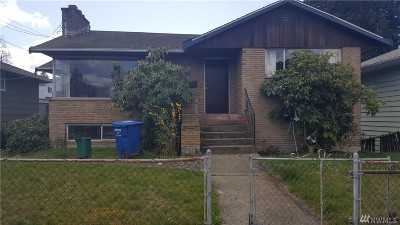 Seattle Single Family Home For Sale: 5621 S Prentice St