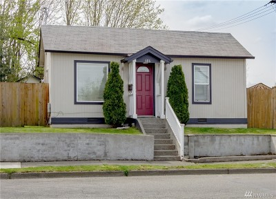 Auburn Single Family Home For Sale: 606 4th St SE