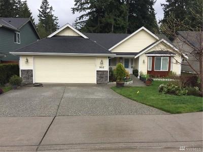 Everett Single Family Home For Sale: 9912 23rd Ave SE