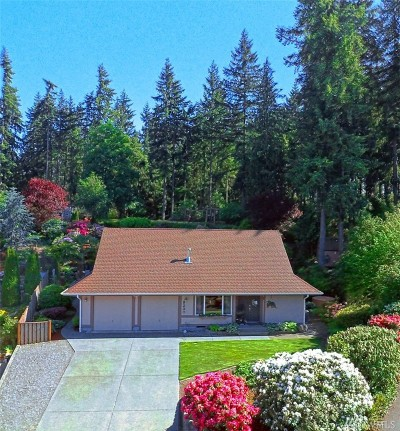 Puyallup Single Family Home For Sale: 9230 119th St E