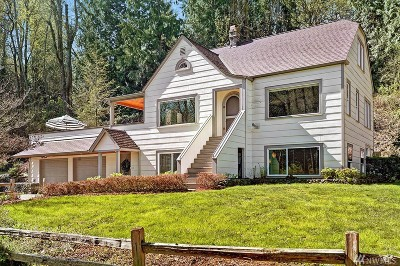 Stanwood Single Family Home For Sale: 17832 Olive Ave