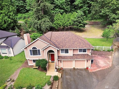 Kirkland Single Family Home For Sale: 9416 NE 130th Place