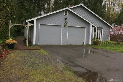 Puyallup WA Single Family Home For Sale: $289,999