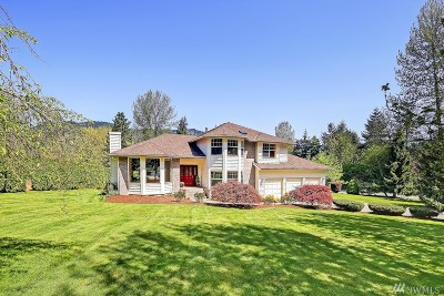 Issaquah Single Family Home For Sale: 20628 SE 136th St
