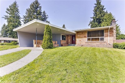 Fircrest Single Family Home For Sale: 113 Regents Blvd