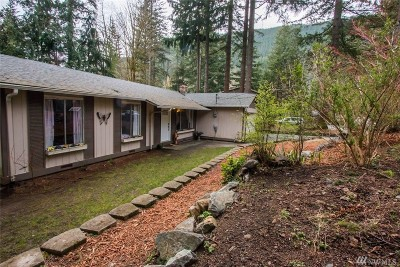 North Bend Single Family Home For Sale: 42415 SE 169th St