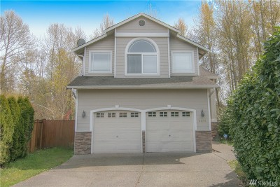 Lynnwood Single Family Home For Sale: 2520 144th Place SW