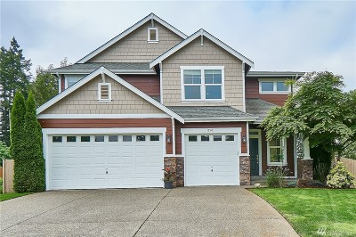 Bonney Lake WA Single Family Home For Sale: $489,000