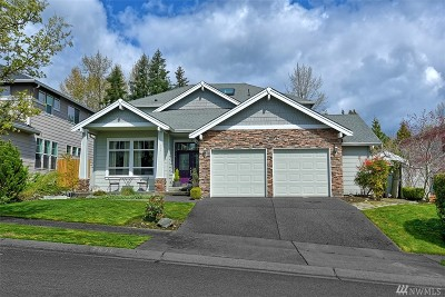 Snohomish Single Family Home For Sale: 7531 148th Place SE