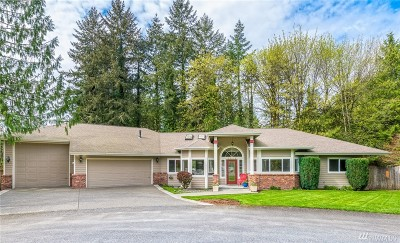 Olympia Single Family Home For Sale: 3312 40th Lane NW