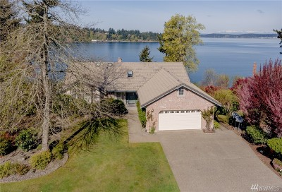 Steilacoom Single Family Home For Sale: 60 Chapman Lp