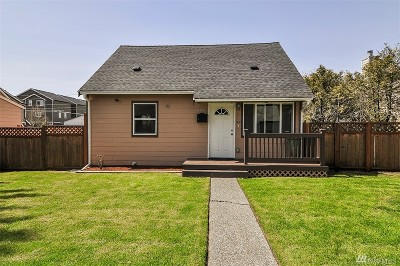 Tacoma Single Family Home For Sale: 4316 S Lawrence St